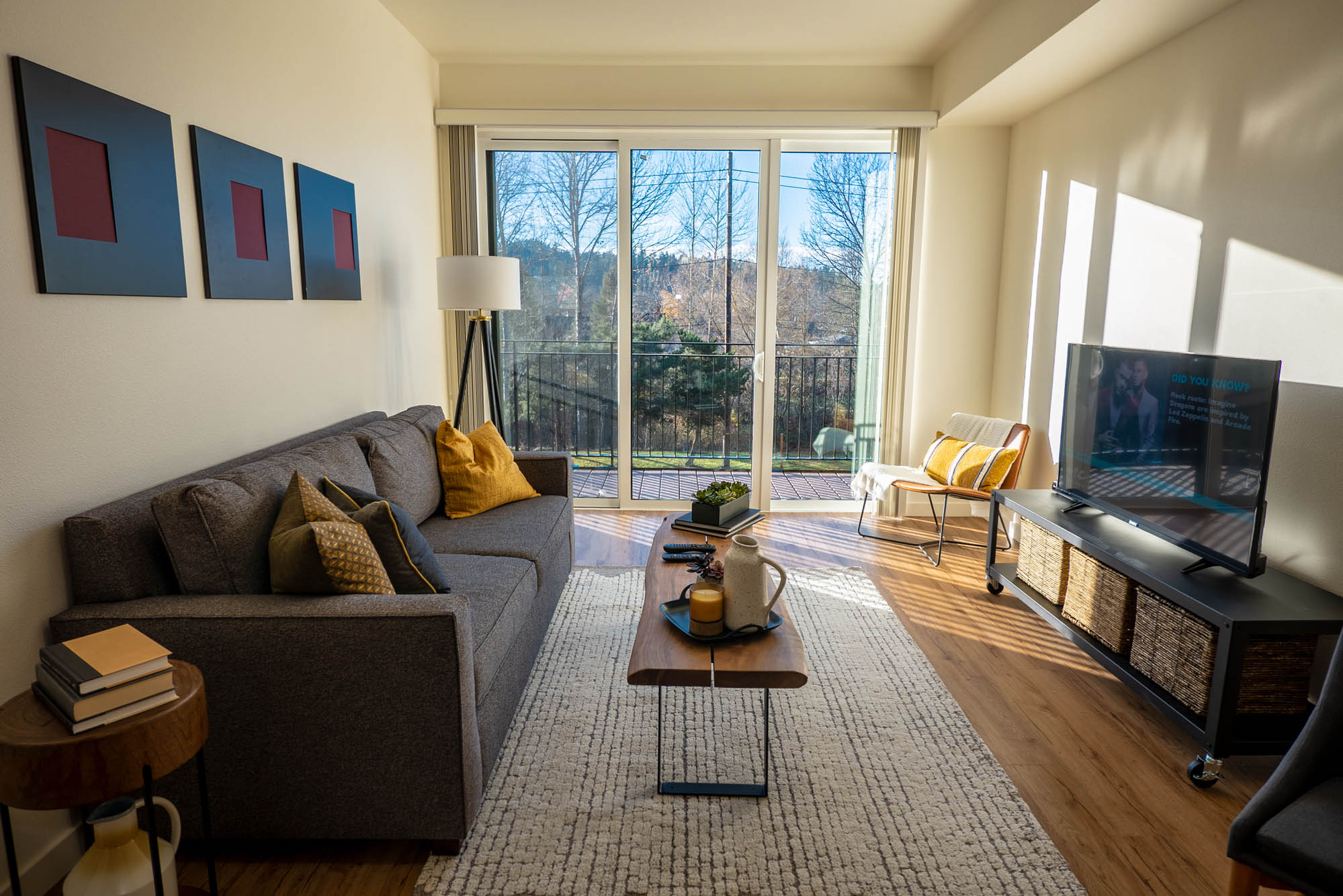 Eugene OR Apartments for Rent - Amazon Apartments Living Room