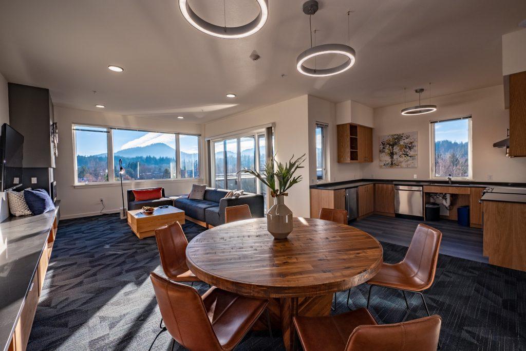 resident lounge interior